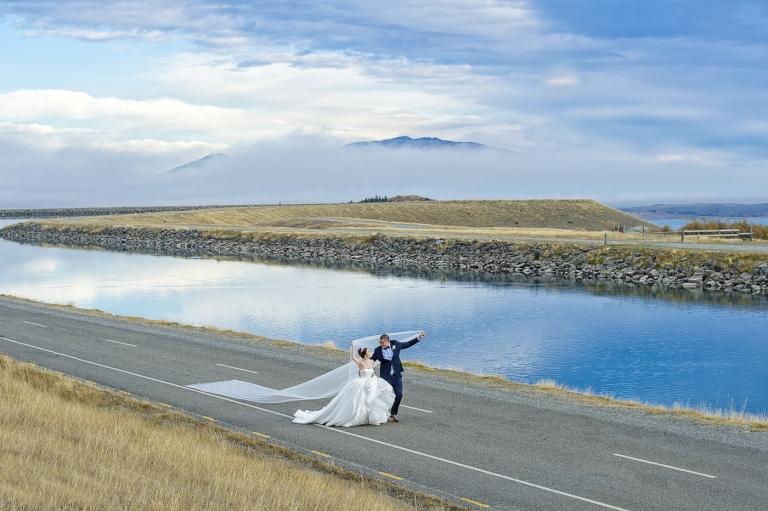 紐西蘭婚紗-新西蘭婚紗