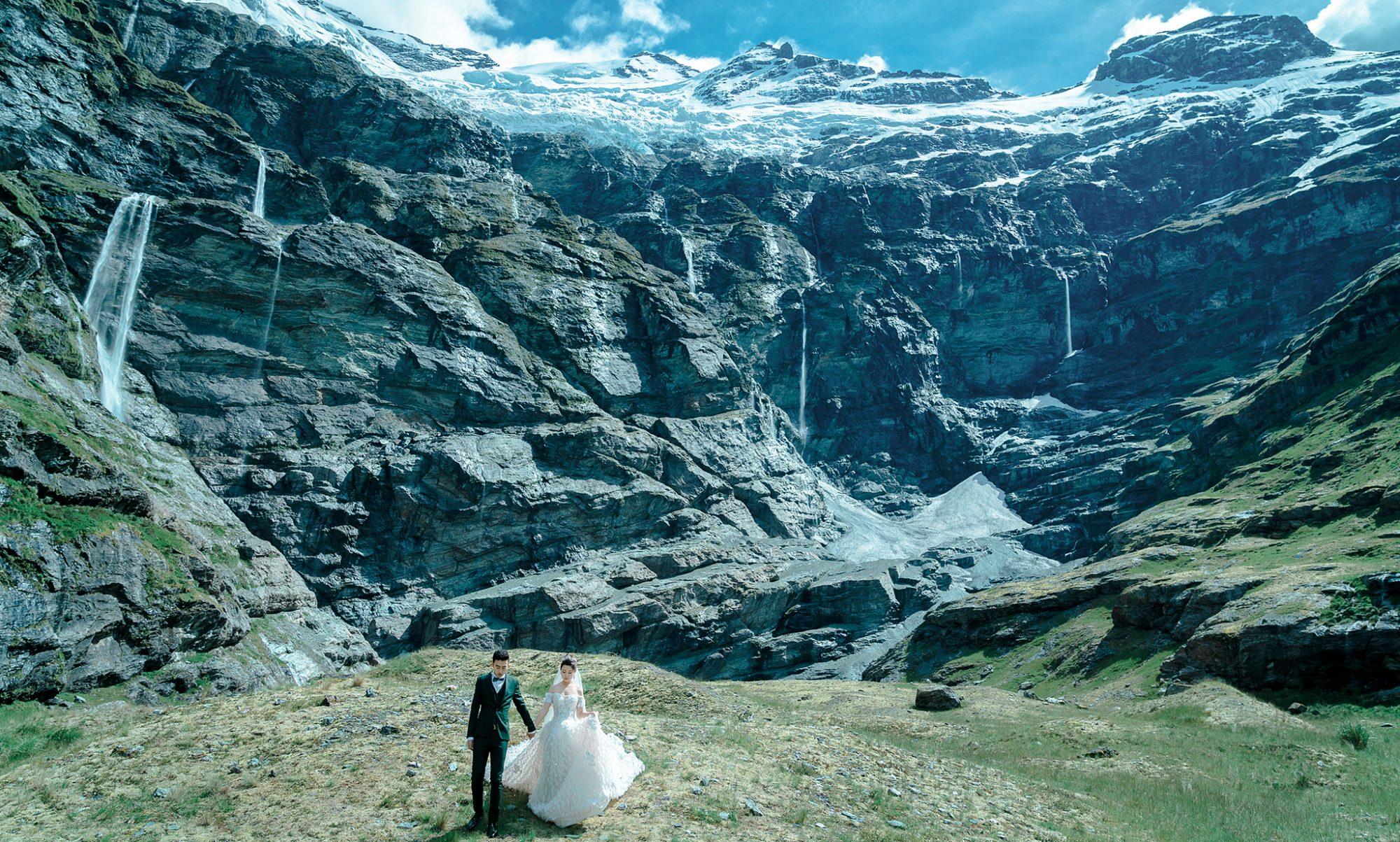 紐西蘭婚紗婚禮|DNTimage
